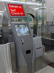 Emirates self check