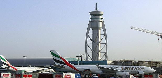 Dubai Airport Terminals